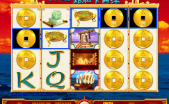 igt casino 1421 voyages of zheng he slot