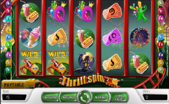 thrill spin slot machine gratis
