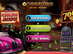 casinò winorama