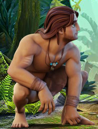 Slot Machine Tarzan Gratis Online