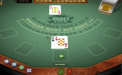 big 5 blackjack gold