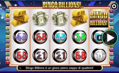 slot machine gratis bingo billions online