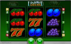 diamond & fruits slot machine frutta