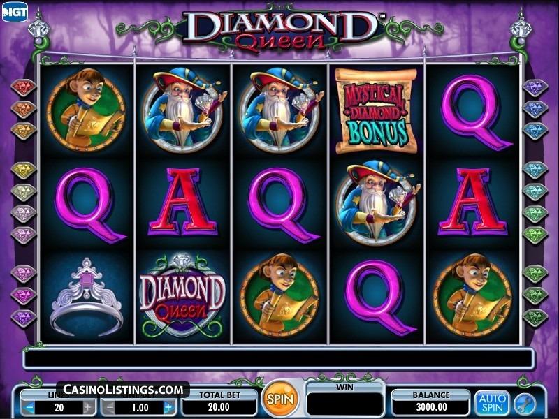 Diamond Queen