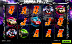 slot machine 5 rulli gumball 3000