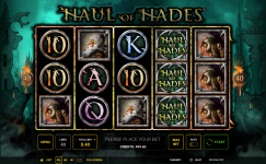 novoline slot haul of hades
