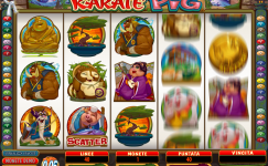 giochi slot machine karate pig gratis senza scaricare