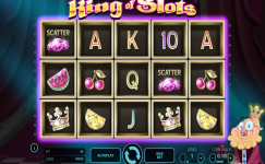 slot netent king of slots