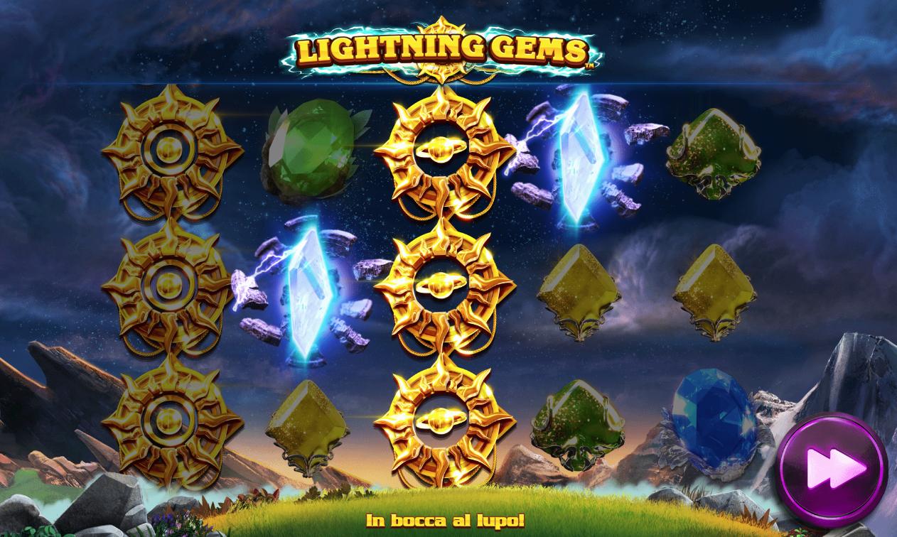 Lightning Gems