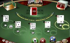 multi hand premier bonus blackjack
